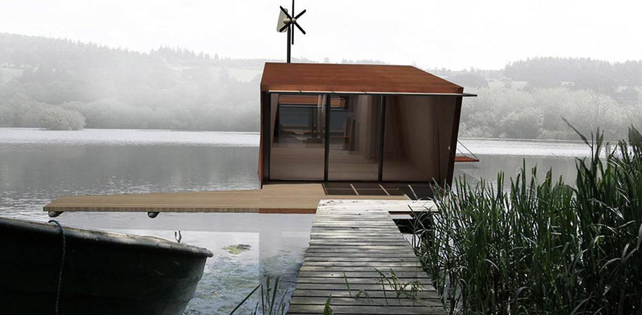 Mobile Floating Architecture 3