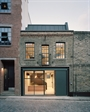 Historic Camden warehouse transformed into modern, light office space
